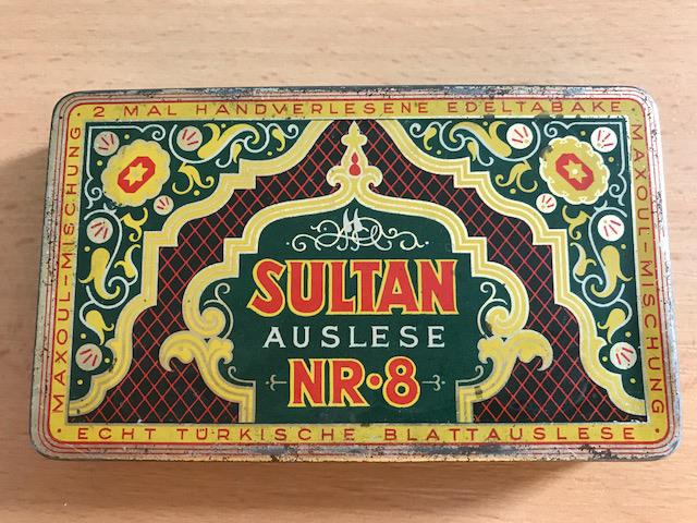 Sultan Auslese Nr.8