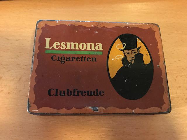 Lesmona Zigarettenfabrik Clubfreude