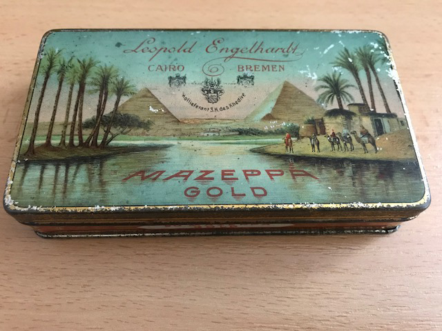 Leopold Engelhardt Mazeppa Gold
