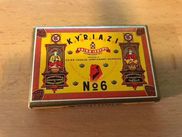 Kyriazi No 6