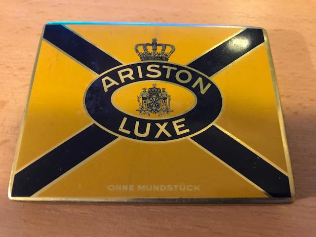 Ariston Luxe ohne Mundstück