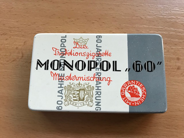 monopol 60 zigaretten