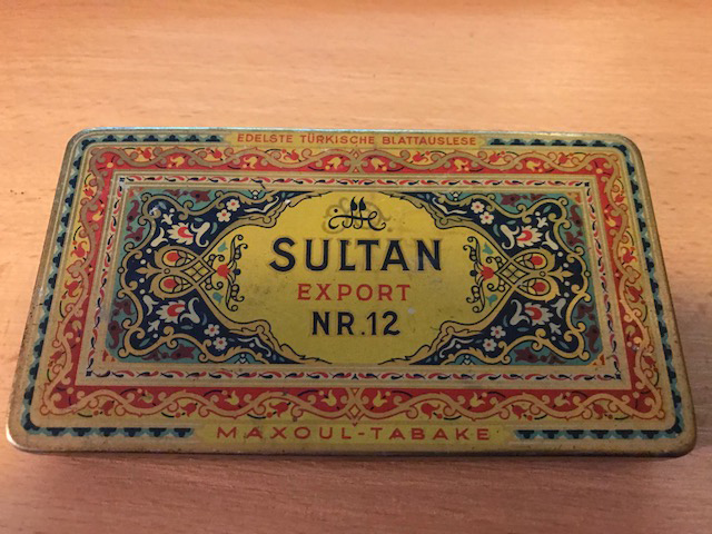 Sultan Export Nr.12 Maxoul-Tabake
