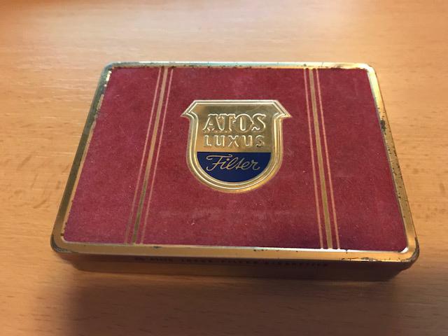 Atos GmbH Cigarettenfabrik Atos Luxus Filter