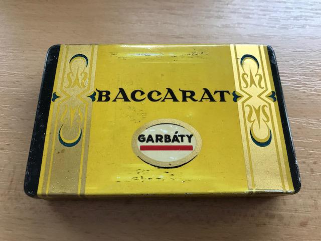 garbaty baccarat