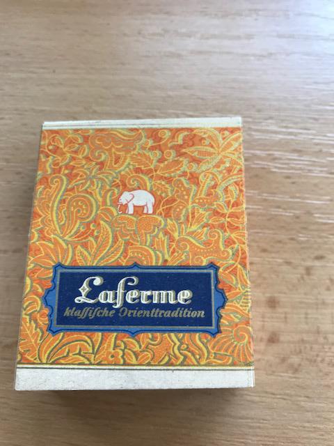 Compagnie Laferme Laferme klassische Orienttradition