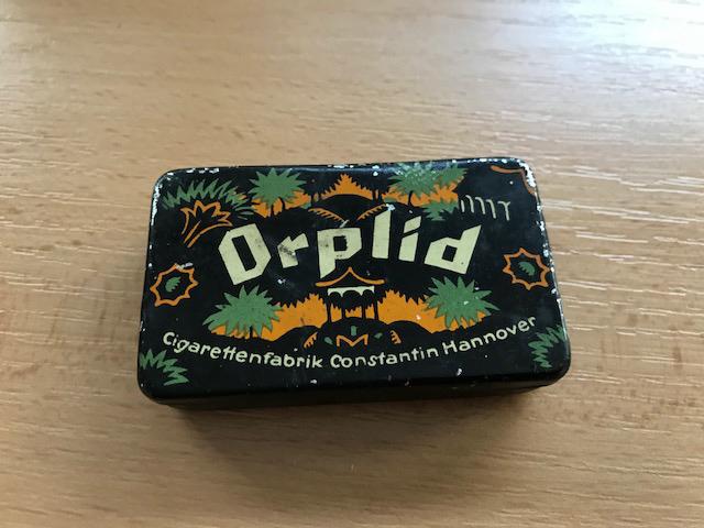 orplid cigaretten