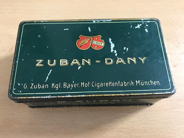 Zigarette Dany von der Zuban Zigarettenfabrik