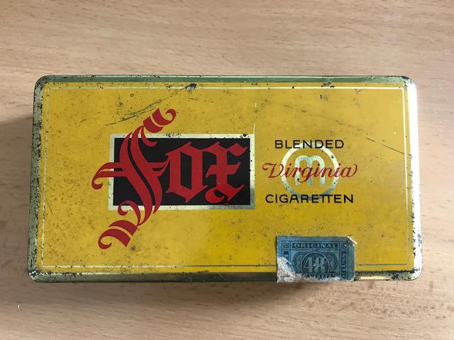 Fox Cigaretten