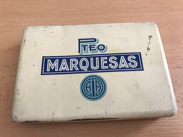 Jasmatzi Zigarettenfabrik Pteo Marquesas