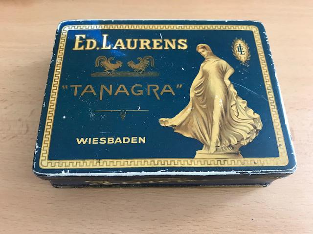 Ed Laurens Tanagra