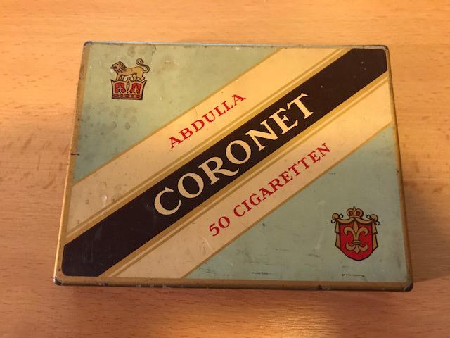 Abdulla Zigarettenfabrik Coronet