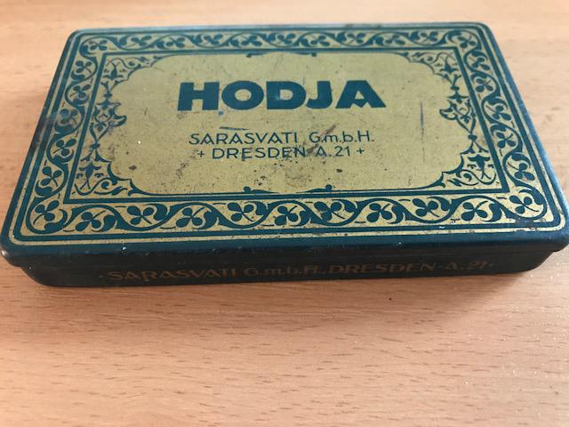 Sarasvati GmbH Zigarettenfabrik Hodja