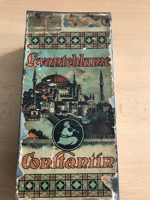 constantin cigarettenfabrik levanteblume