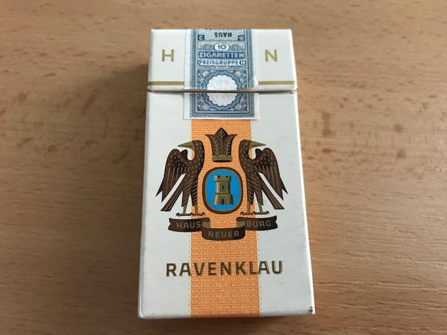 Ravenklau