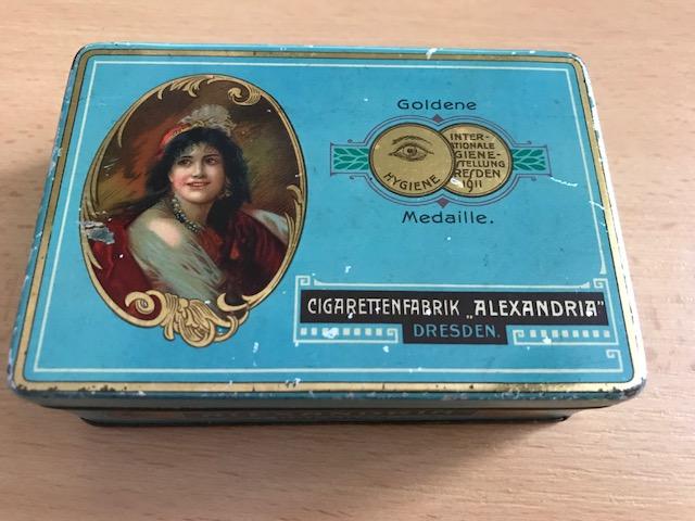 Alexandria Zigarettenfabrik