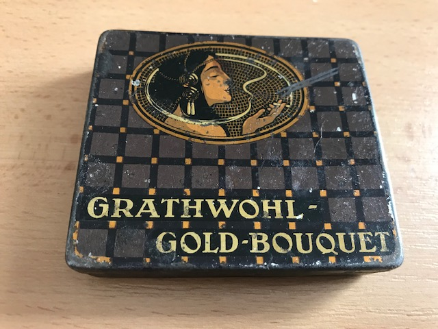 grathwohl gold-bouquet cigaretten