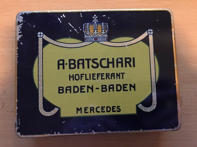 Batschari Mercedes
