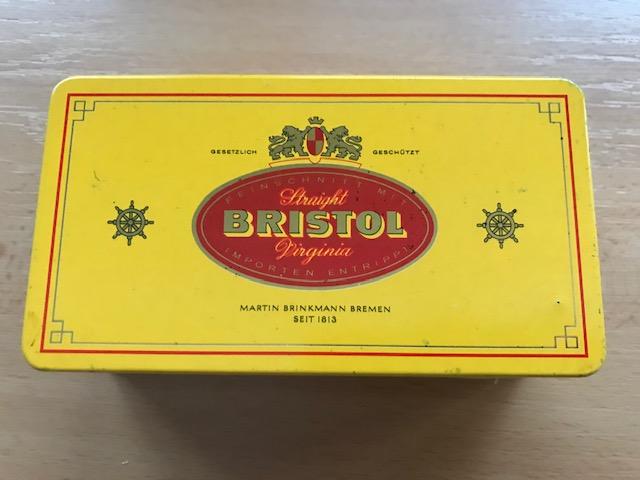 Tabakdose Bristol Feinschnitt