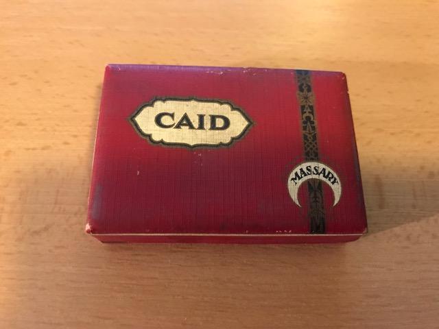 Massary Zigaretten Caid