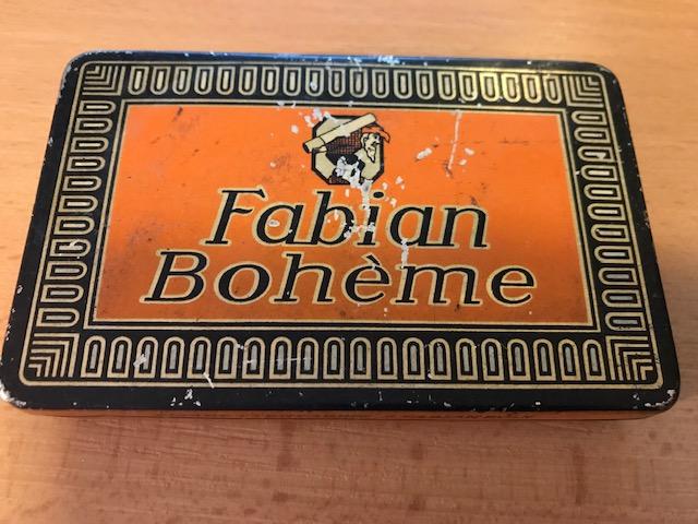 Fabian Boheme Zigarette