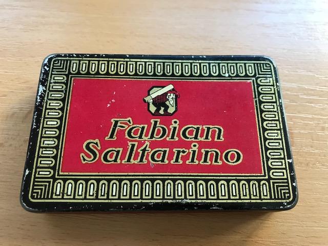 Fabian Saltarino Zigaretten