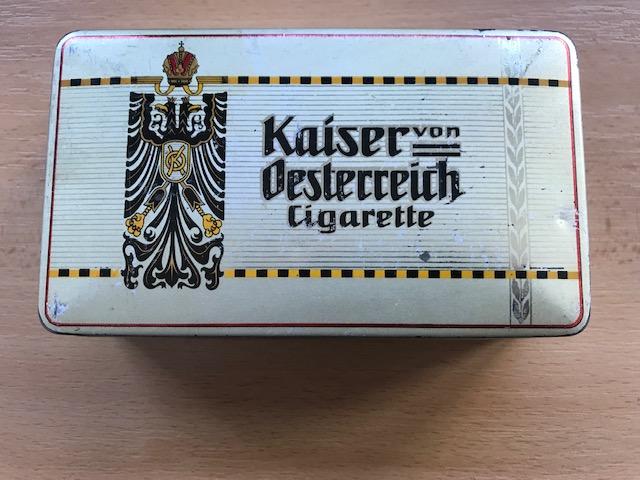 kaiser von oesterreich cigarette