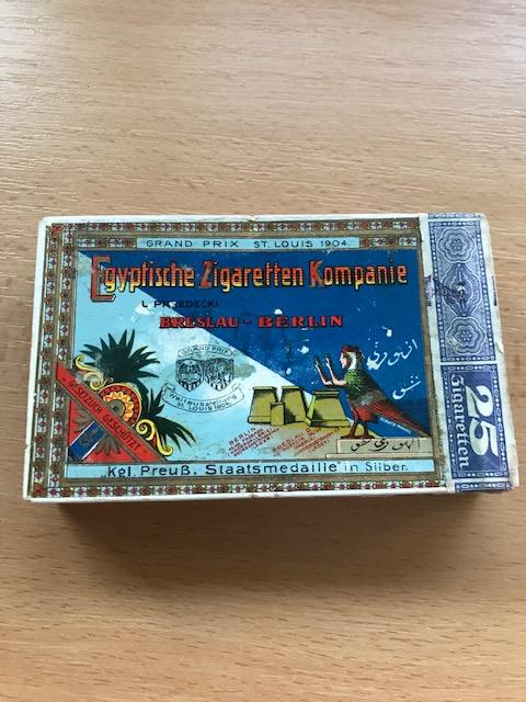 Egyptische Zigaretten Kompanie