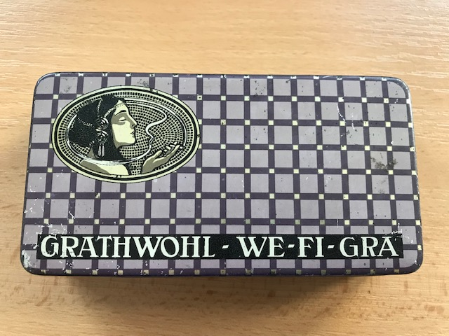 grathwohl we-fi-gra cigaretten