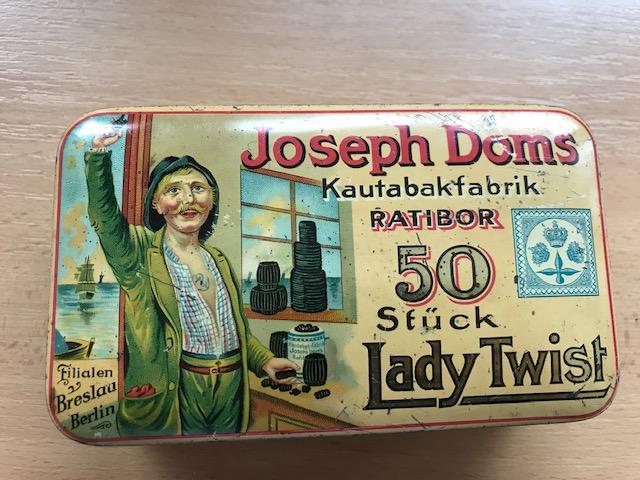 joseph doms lady twist kautabak