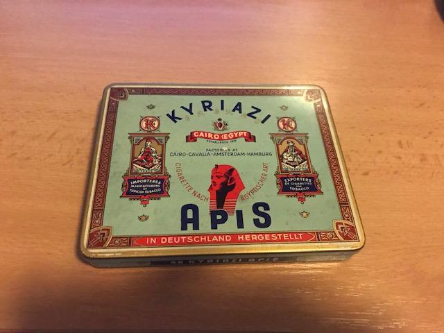 Kyriazi Apis Zigaretten