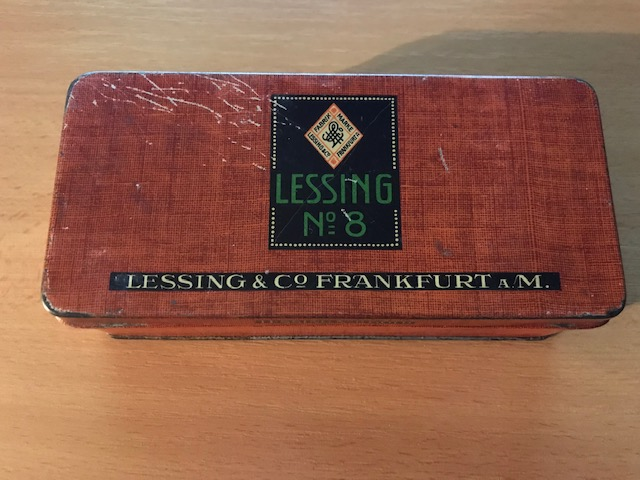Lessing No. 8 Gold