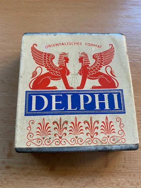 Delphi Hellas Zigarettenfabrik