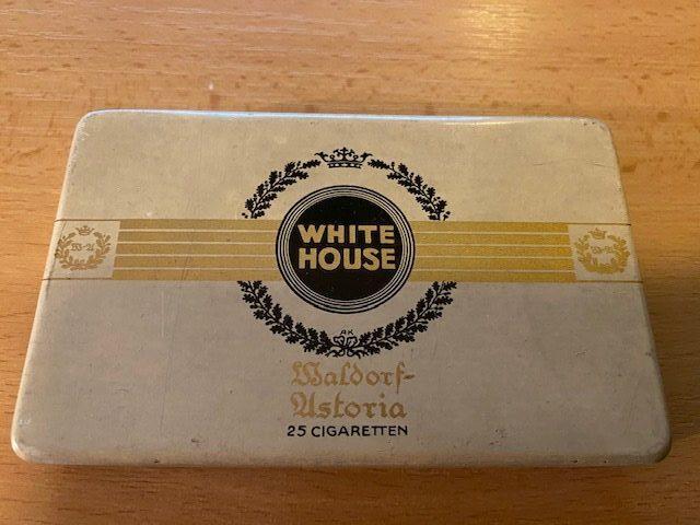 Waldorf Astoria White House Cigaretten